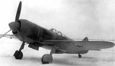 Ла-5 самый массовый советский самолет с двигателем воздушного ...