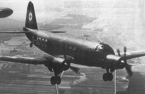 Фото транспортного самолёта