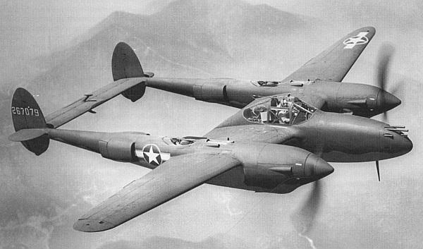 Под стометровым слоем льда нашли истребитель P-38 из «Потерянной эскадрильи»