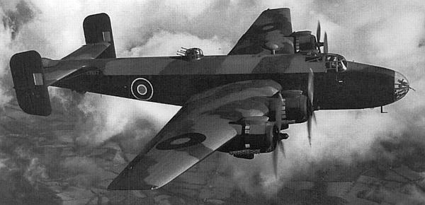 Галифакс в годы второй мировой войны