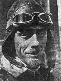 Летчик Ф.Б. Фарих