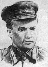 Летчик Н.П. Каманин