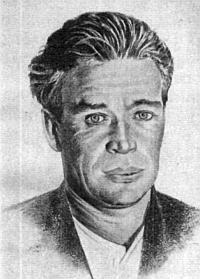Летчик В.С. Молоков