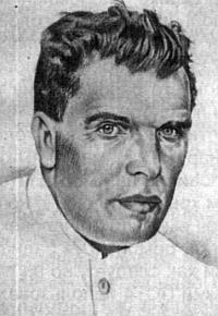 Летчик М.В. Водопьянов