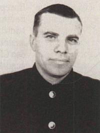Герой Советского Союза Д.П. Оськин