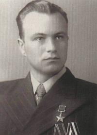 Герой Советского Союза С.П. Субботин