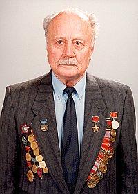 фото лётчика-испытателя вертолетов, героя Советского Союза Василия Колошенко