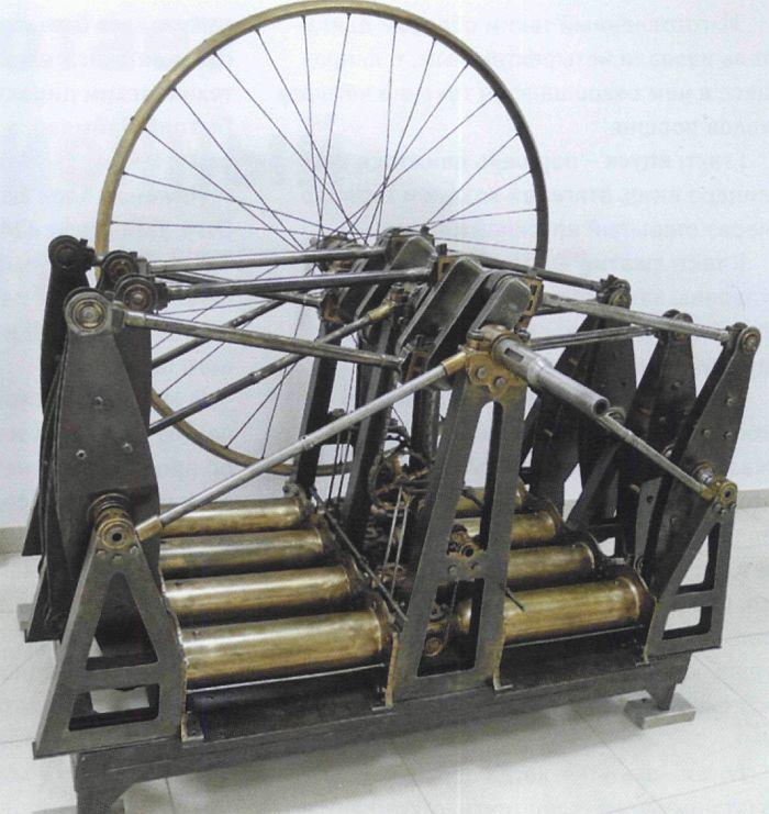 двигатель Огнеслава Костовича