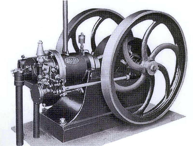 Фото двигателя Ленуара