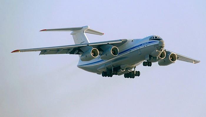 Ил-76МД-90А ВТА ВКС РФ